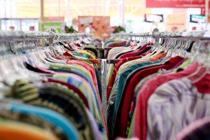 cara mencuci baju thrift
